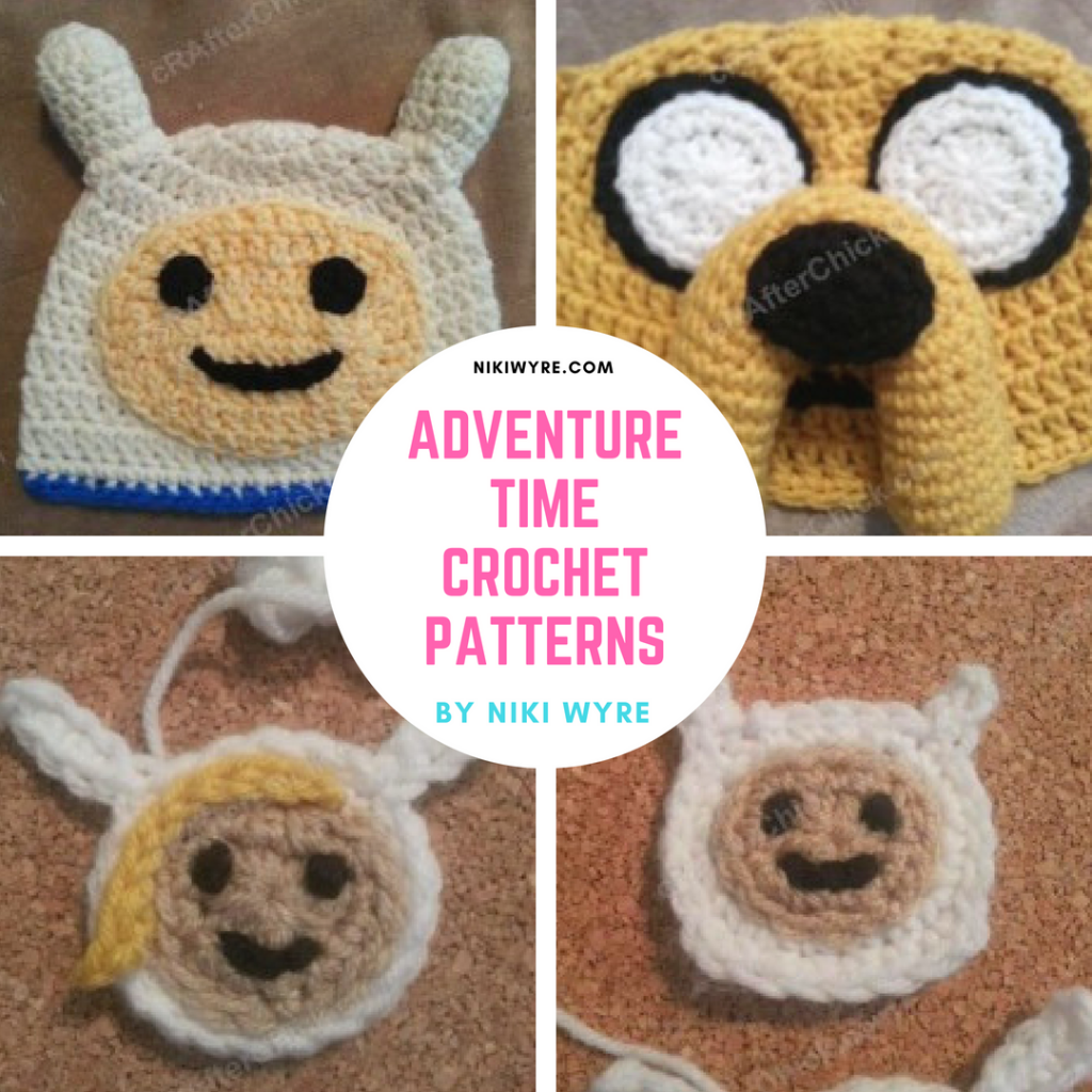 Bee Breezy (adventure time) - Free amigurumi pattern - Amigurumi ... | 1024x1024