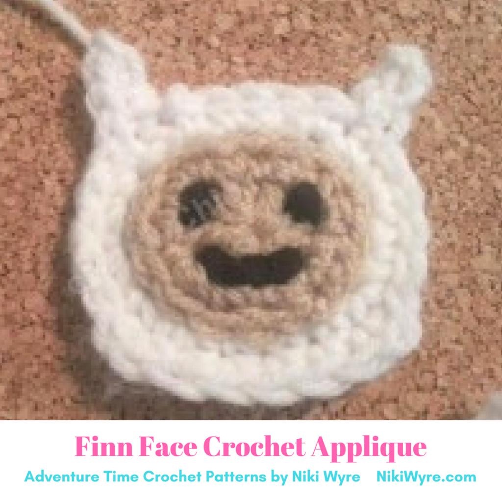 Make It: Finn From Adventure Time - Free Crochet Pattern #crochet ...   1024x1024