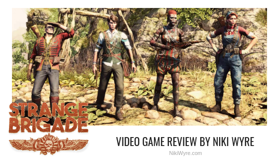 Strange Brigade Video Game Review – Ready for some exploring?